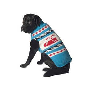 Whale Dog Sweater by Chilly Dog