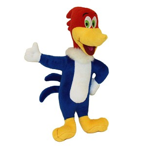 Woody Woodpecker Dog Toy